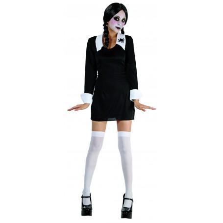 Creepy School Girl - Adult - Large