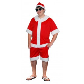 Aussie Summer Santa - Adult - Small/Medium