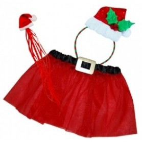 Christmas Dress-Up Set - Santa Fairy