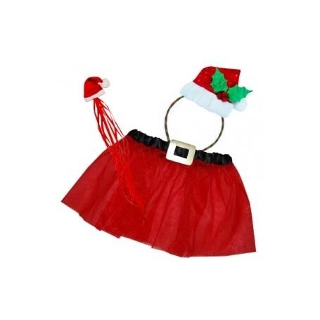 Christmas Dress-Up Set - Santa Fairy