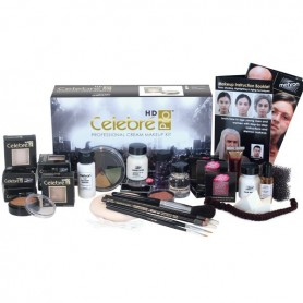 Celebre Make Up TV/Movie Kit - Mehron