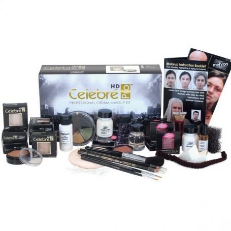 Celebre Make Up TV/Movie Kit - Mehron