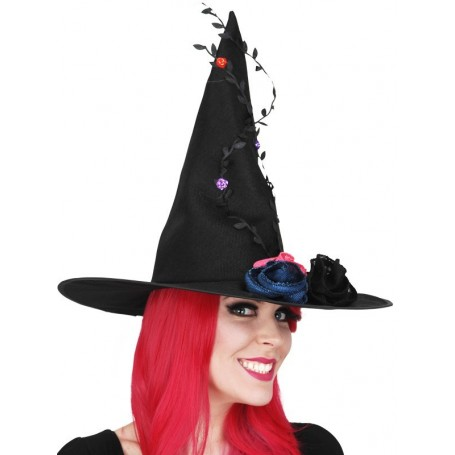 Witch Hat Deluxe - Vintage Black