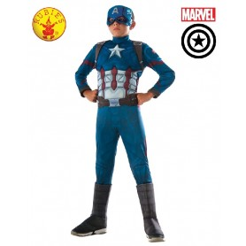 Captain America Civil War Deluxe Costume - Child