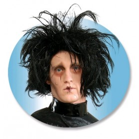 Edward Scissorhands Wig - Adult