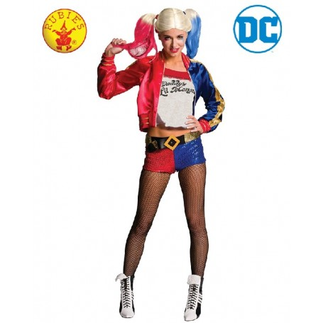 Harley Quinn Suicide Squad Costume - Adult