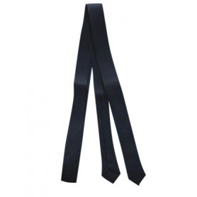 Skinny Necktie - Black Tie