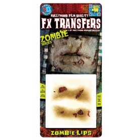 Zombie Lips 3D FX Transfer - Small