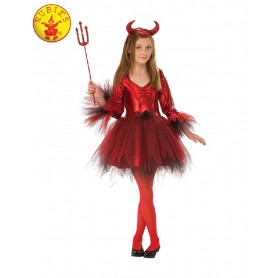 Classic Devil Girl Costume - Child