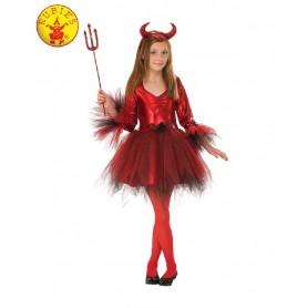Classic Devil Girl Costume - Child