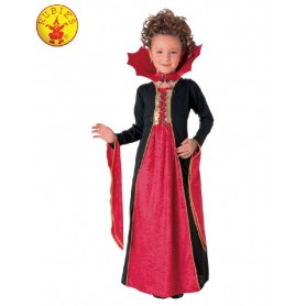 Gothic Vampiress Classic Costume - Child Small
