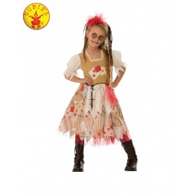 Voodoo Girl Costume