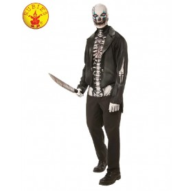 Skeleton Man Costume - Adult