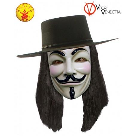 V for Vendetta Wig - Adult