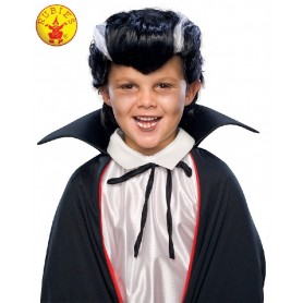 Vampire Dracula Wig - Child