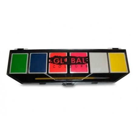Neon - Global 6 Colour Palette