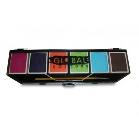 Standard 2 Caribbean - Global 6 Colour Palette