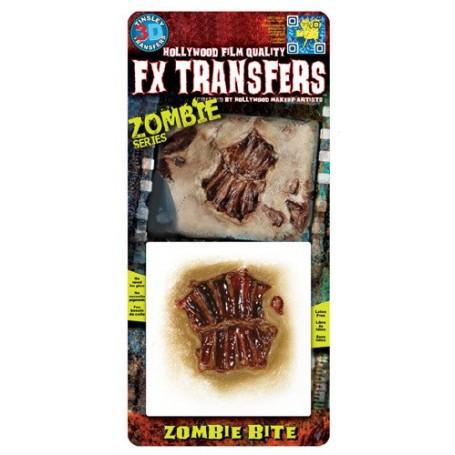 Zombie Bite 3D FX Transfer - Small