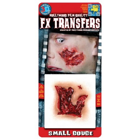 Small Gouge 3D FX Transfer - Small