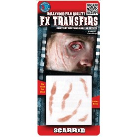 Scarred 3D FX Transfer - Small