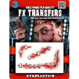 Staplestein 3D FX Transfer by Tinsley - Medium
