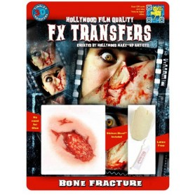 Bone Fracture 3D FX Transfer - Medium