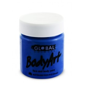 Ultra Blue Face Paint - 45mL Tub