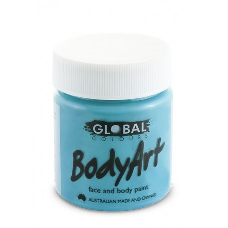 Turquoise Face Paint - 45mL Tub