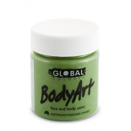 Green Oxide Face Paint - 45mL Tub