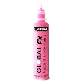 Global FX Glitter Gel 36 mL - Iridescent Pink