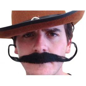 Moustache Black - 'Outlaw'