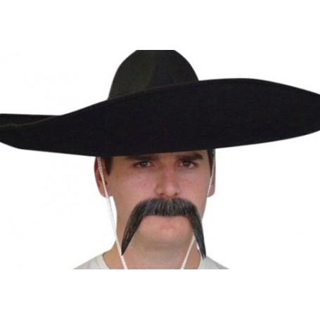 Moustache Grey - 'Mexican'