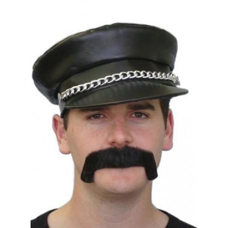 Moustache Black - 'Merv'