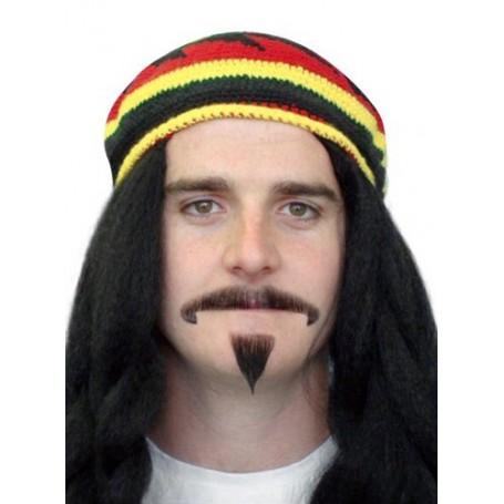 Moustache Black - 'Reggae 2 Piece'