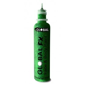 Global FX Glitter Gel 36 mL - Emerald Green