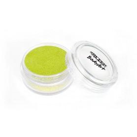 Global Cosmetic Glitter - Iridescent Yellow 4g