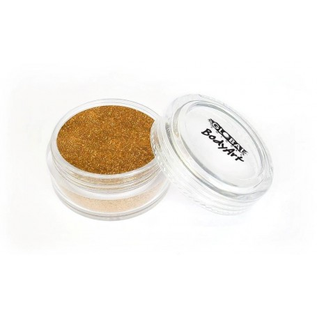 Global Cosmetic Glitter - Holographic Gold 4g