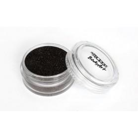 Global Cosmetic Glitter - Jet Black 4g