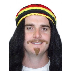 Moustache Brown - 'Reggae 2 Piece'