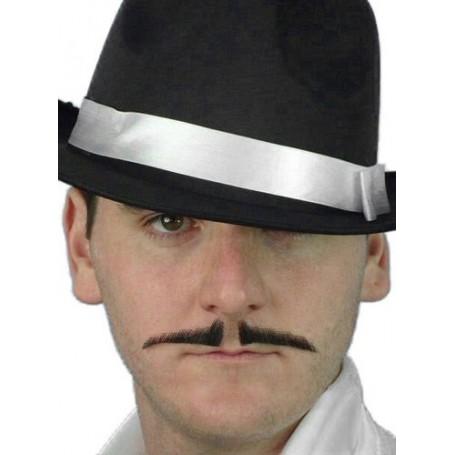 Moustache - Black 'Pencil'