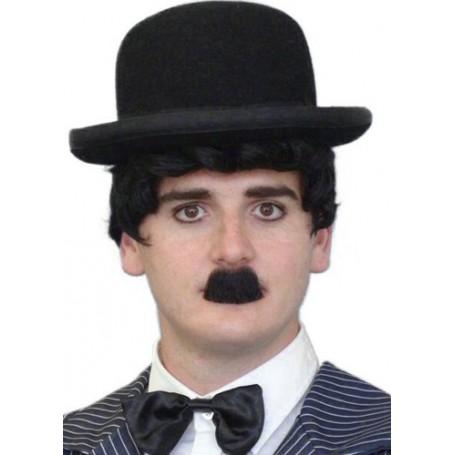 Moustache 'Chaplin' - Black