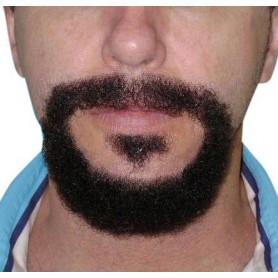 Circle Beard - 'Marco' Black