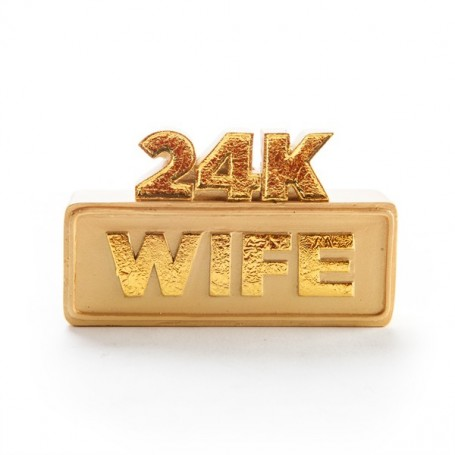 Solid Sentiments 24K - Wife