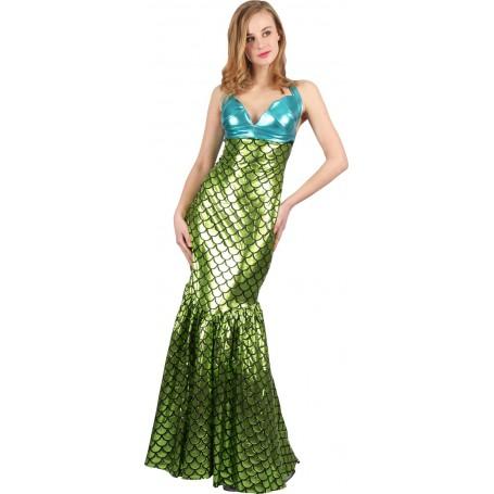 Mermaid - Ladies Large