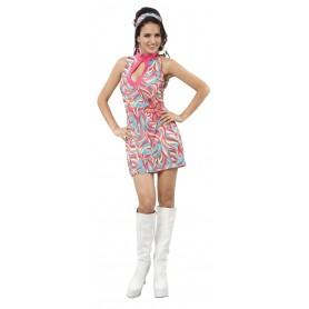 Go Go Girl Dress - Large
