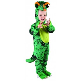 LIL Triceratops Dinosaur Jumpsuit - Toddler