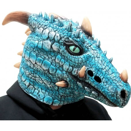 Deluxe Ice Dragon Mask - GOT Style