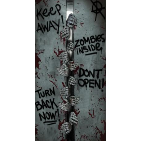 Zombie - Door Cover