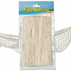 Fish Netting - Natural