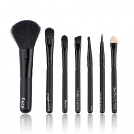 Mini 7 piece brush set